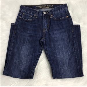 AEO Men's Jeans Boot Size 26